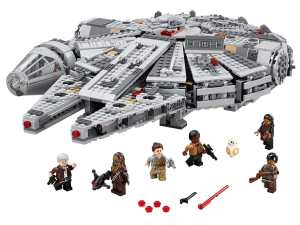 Lego Star Wars Millennium Falcon review