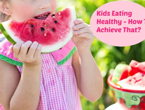 kids eating healthy