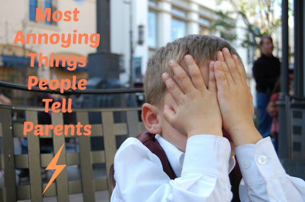 most annoying things