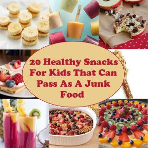 healthy snacks for kids