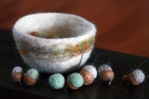 wool items on etsy