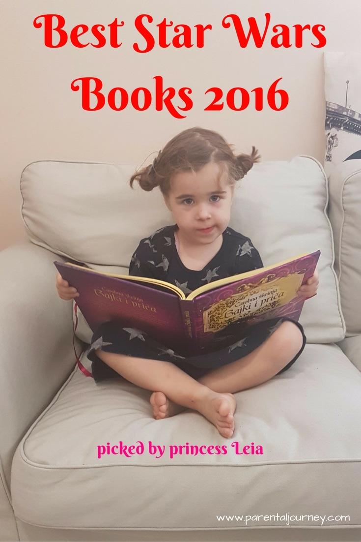 Best Star Wars Books 2016