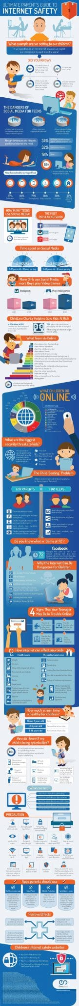 How to keep our kids safe online