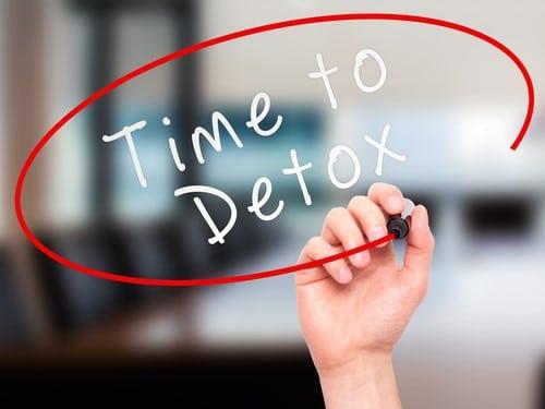 technology detox
