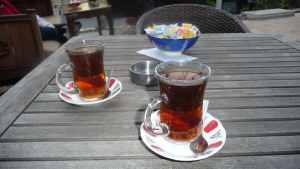 High quality tea