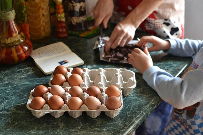 5 Important Benefits Of Cooking With Kids