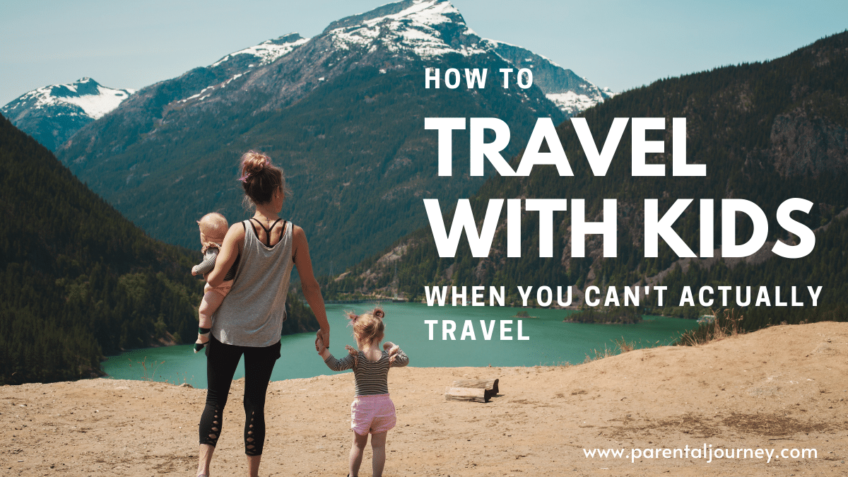 How to travel with kids-blog