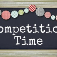 Competition Time – March