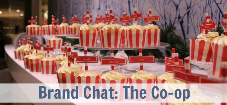 Brand chat: The Coop