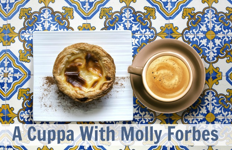 Blogger Interview: A cuppa with Molly Forbes