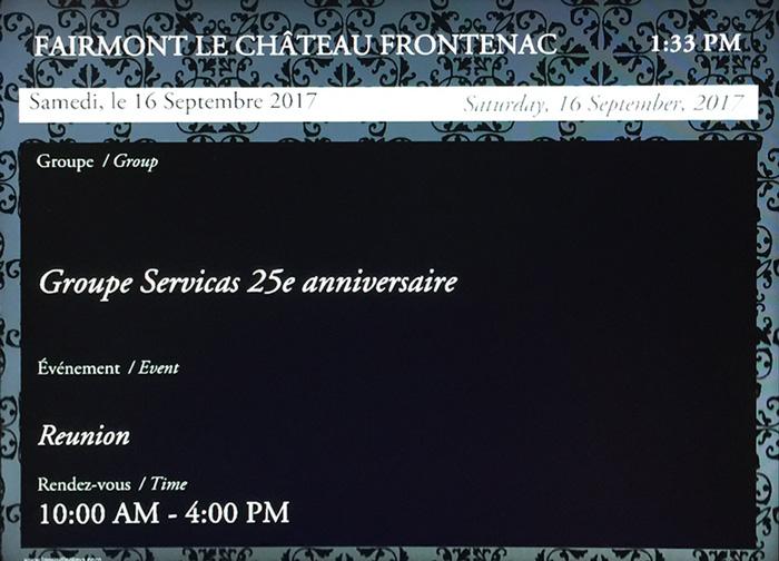 groupe servicas 25ieme anniversaire