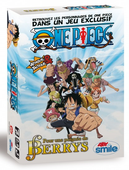 One Piece - Jeu de cartes