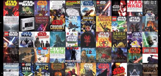 Star Wars Reads Day II – 5 octobre 2013