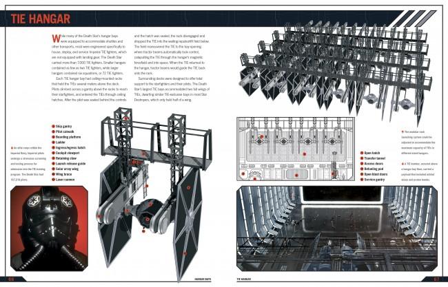 Death Star Owner Manual - TIE Hanger