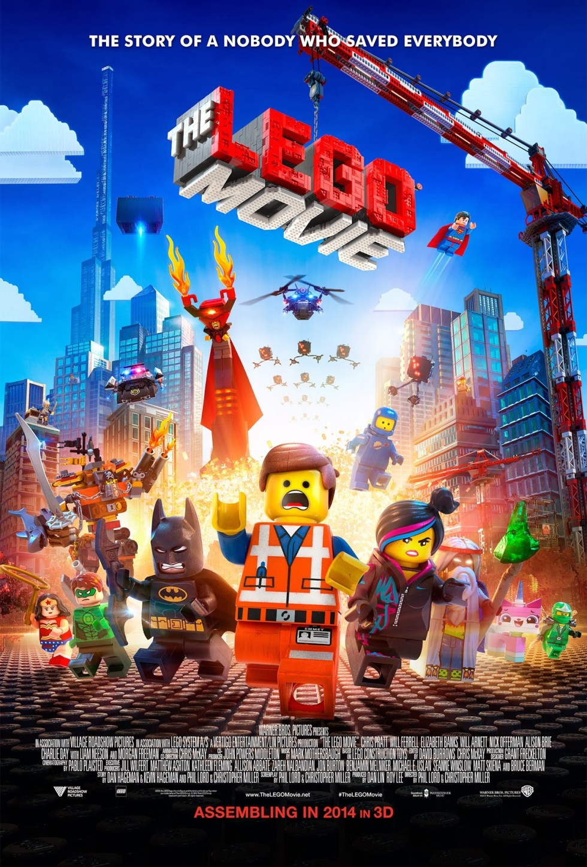 Lego - The Movie (1)