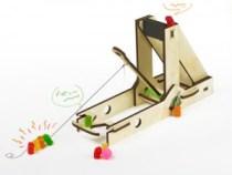 Catapulte - Montée