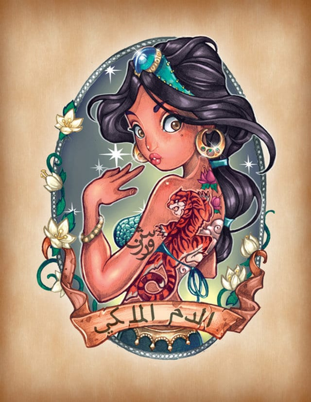 tattoo-disney-princesses-9