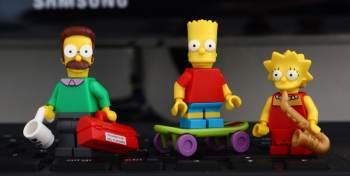 Flanders, Bart, Lisa