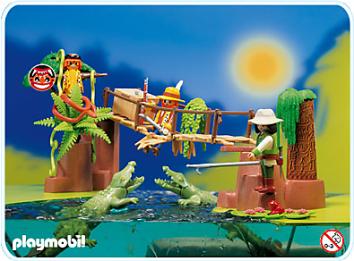 Playmobil - Aventuriers 1998