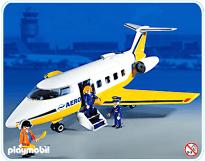 Playmobil - Avion 2001