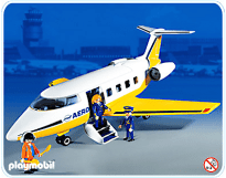 Playmobil - Avion 2001