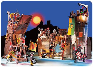 Playmobil - Chateau 2001