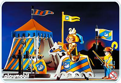Playmobil - Chevalier 1993