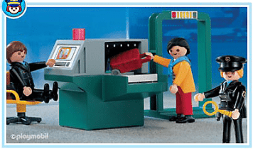 Playmobil - Douane 2003