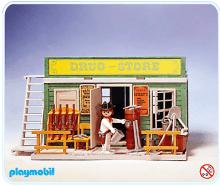 Playmobil - Drugstore 1976