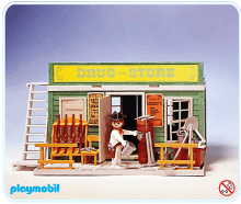 Playmobil - Drugstore 1976