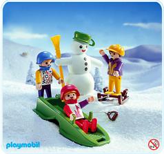 Playmobil - Luge 1992