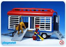 Playmobil - Ménagerie 1979