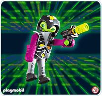 Playmobil - Martien 2001