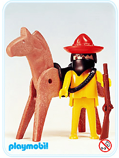 Playmobil - Mexicain 1975