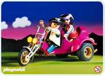 Playmobil - Motard 1995