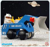 Playmobil - Pelleteuse spatiale 1982