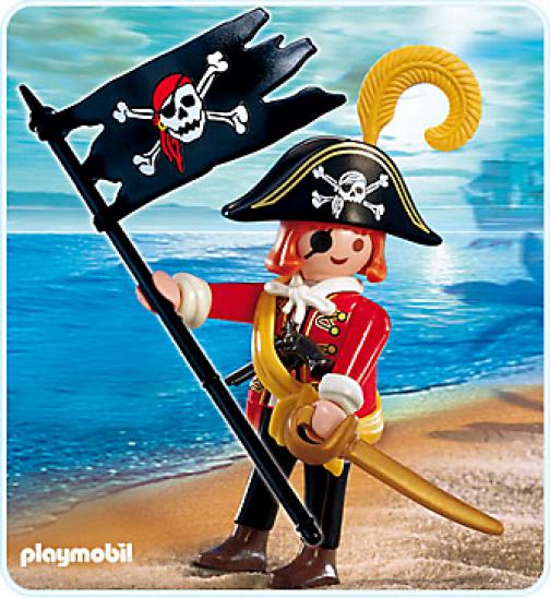 Playmobil - Pirate 2009