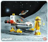 Playmobil - Planeur spatial 1979