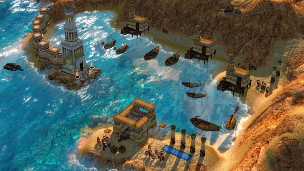 age of mythology ex