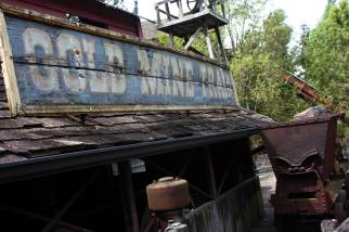 Gold Mine Train - Nigloland (3)