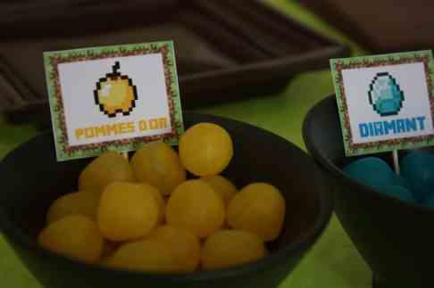 Pommes d'or