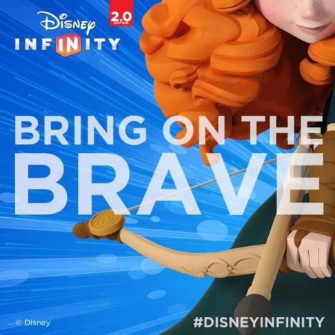 Teaser : Melinda dans Disney Infinity 2.0