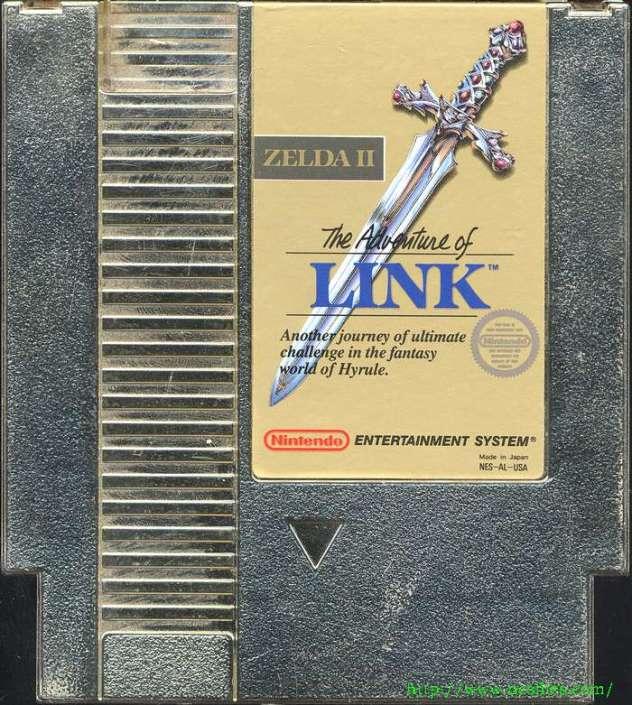 Zelda_II_The_Adventure_of_Link_cart