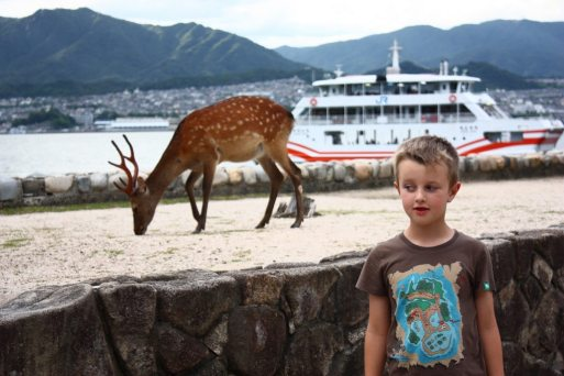 Voyage au Japon avec des enfants