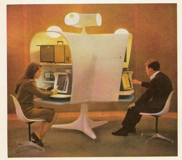 1964 : l'auto-tuteur