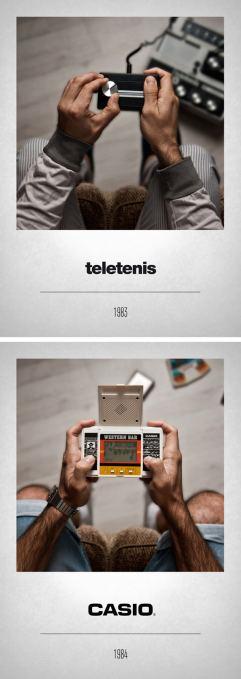 1983 Teletennis - 1984 Casio
