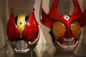 Kamen Rider, samouraï moderne à moto