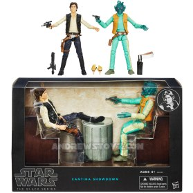 Solo Vs. Greedo