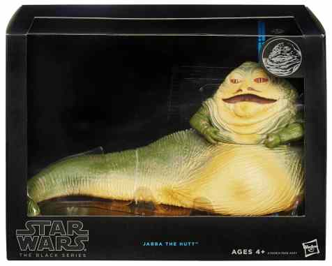 Star Wars Black Series Jabba The Hutt 6 pouces