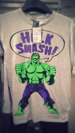 Pyjama enfant Hulk Smash